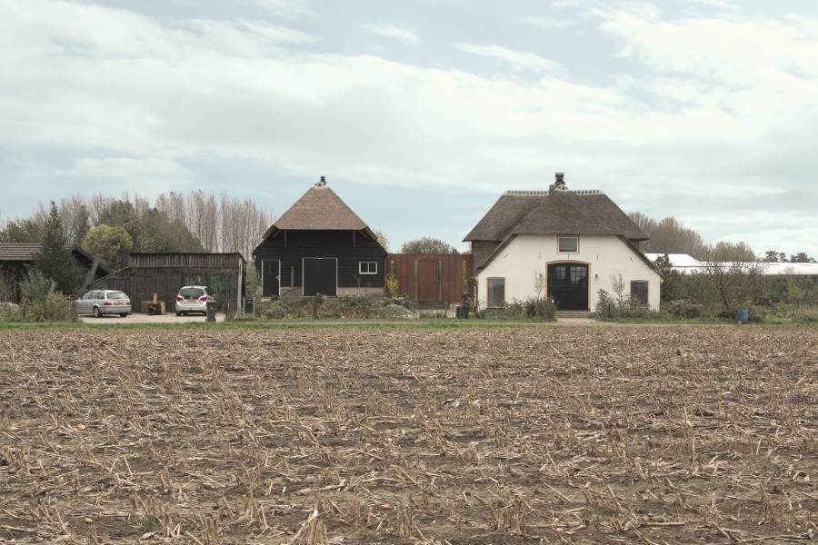 Restauratie renovatie boerderij betuwe derksenwindt architecten
